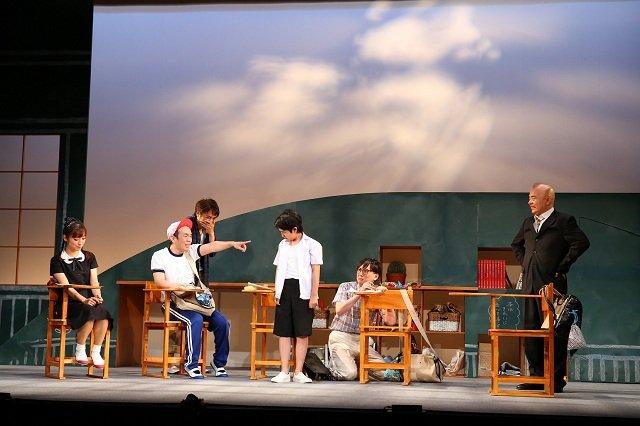 舞台『向日葵のかっちゃん』_2