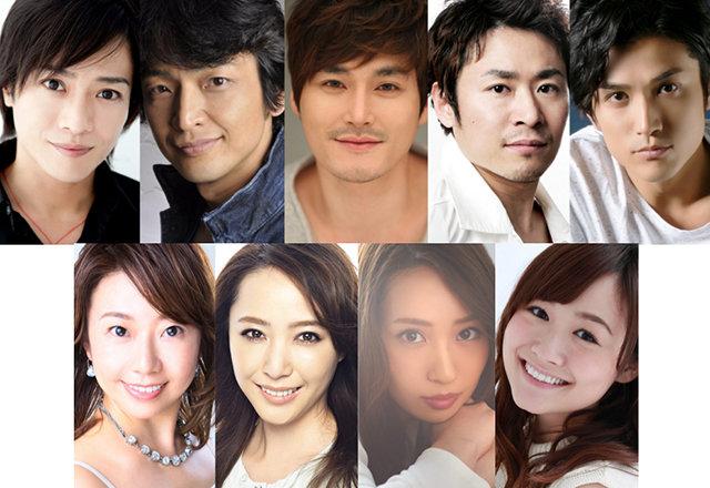 泉見洋平、岡田浩暉らがミュージカル愛を歌う!『I Love Musical』9月2日・3日開催