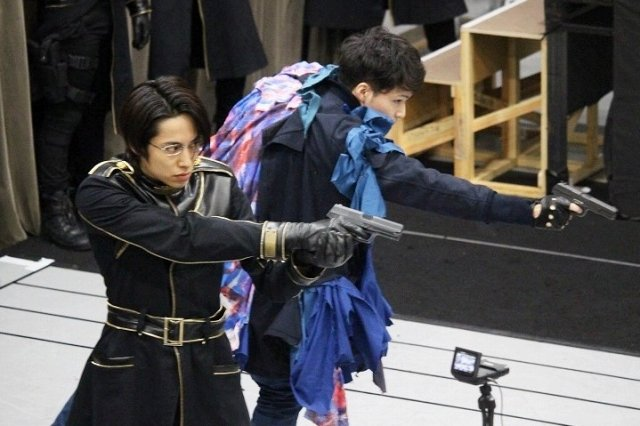 舞台『メサイア ―悠久乃刻―』稽古場レポート_6