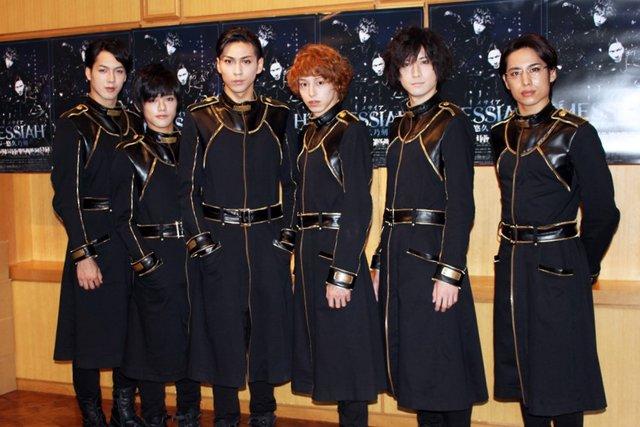 井澤勇貴&杉江大志「ついにこの日が来た」舞台『メサイア ―悠久乃刻―』囲み会見