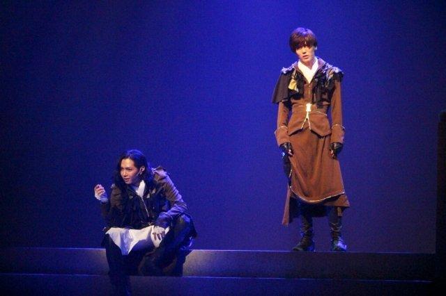 『メサイア ―悠久乃刻―』舞台写真_8