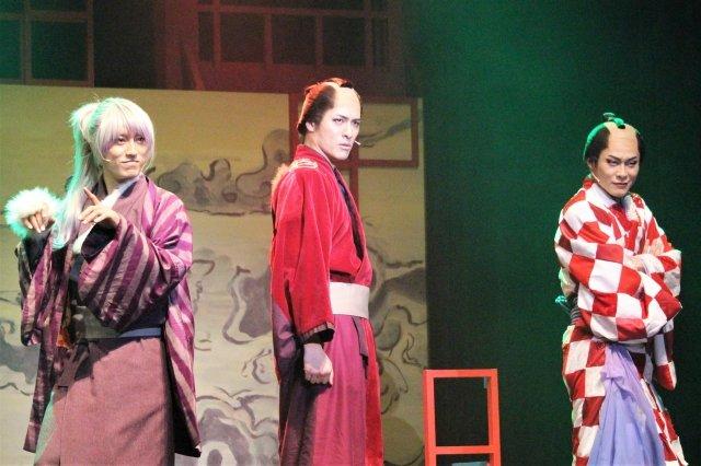 ミュージカル「しゃばけ」弐 ~空のビードロ・畳紙~舞台写真_11
