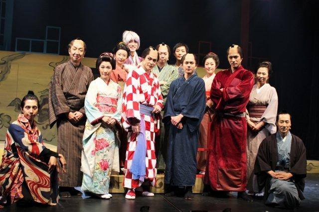 ミュージカル「しゃばけ」弐 ~空のビードロ・畳紙~舞台写真_14