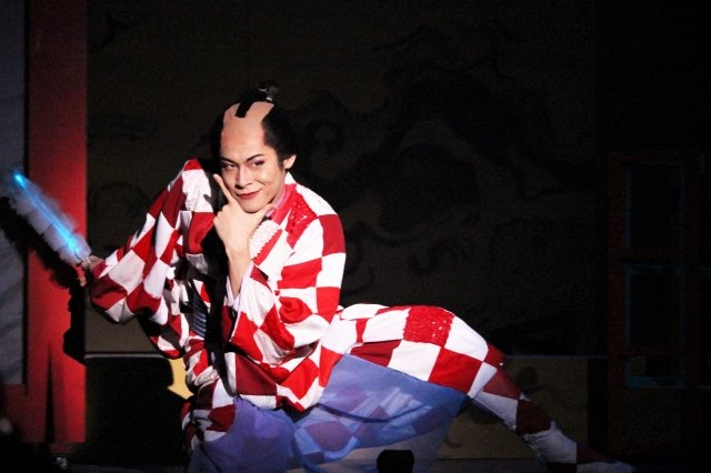 ミュージカル「しゃばけ」弐 ~空のビードロ・畳紙~舞台写真_2