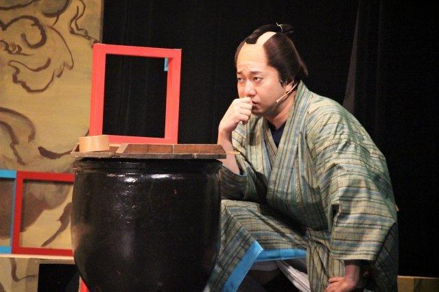 ミュージカル「しゃばけ」弐 ~空のビードロ・畳紙~舞台写真_3