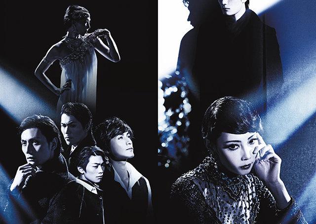 柚希礼音が運命に翻弄される女性に!ミュージカル『マタ・ハリ』新ビジュアル公開