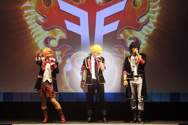 飯山裕太「ぜひ劇場まで応援しに来てくださいっ!」『アイ★チュウ ザ・ステージ』東京公演開幕