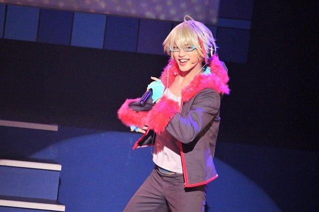 『アイ★チュウ ザ・ステージ』舞台写真_12