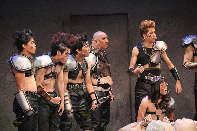 舞台『北斗の拳 -世紀末ザコ伝説–』_3