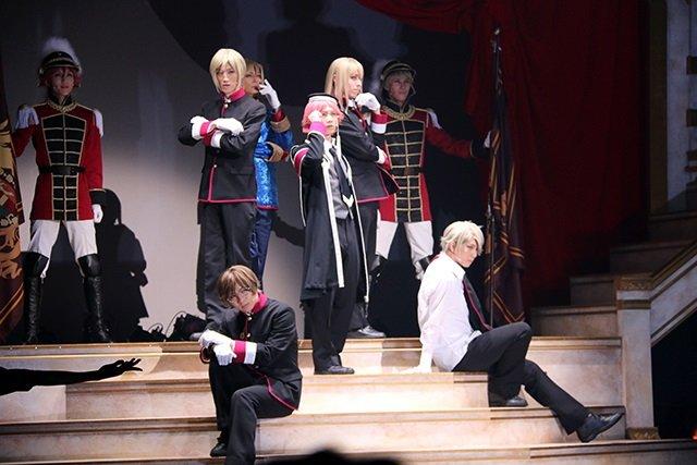 『王室教師ハイネ-THE MUSICAL-』舞台写真_2