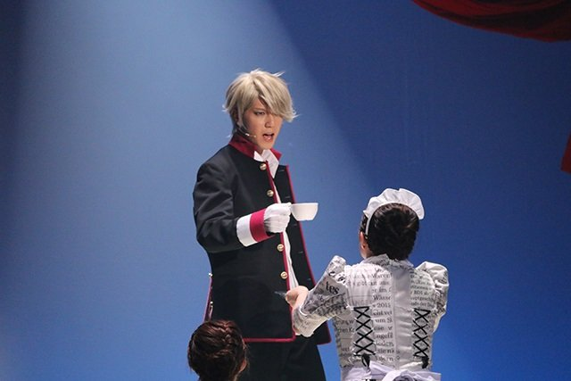 『王室教師ハイネ-THE MUSICAL-』舞台写真_5