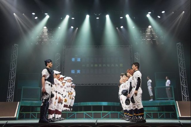 『ダイヤのA The LIVE V』兵庫で開幕!小澤廉&廣瀬智紀「勝ったら甲子園、負けたら引退」の熱戦へ