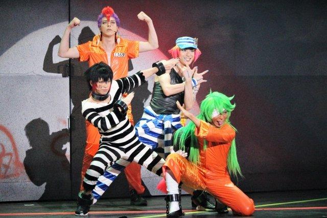 超!脱獄歌劇『ナンバカ』開幕!!赤澤燈「真面目にバカをやっています!」