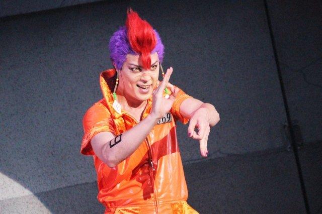 超!脱獄歌劇『ナンバカ』舞台写真_4