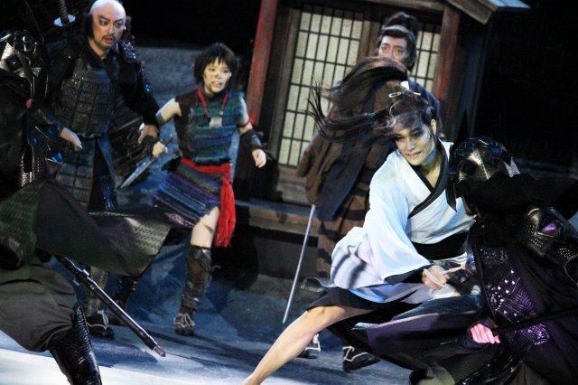 『髑髏城の七人』Season風_舞台写真11