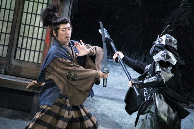 『髑髏城の七人』Season風_舞台写真15