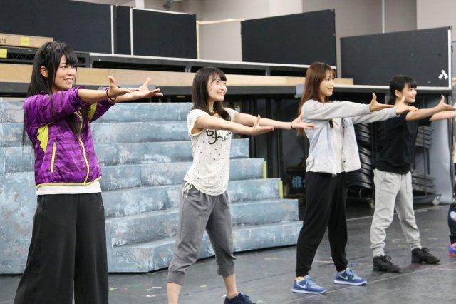 「少⼥☆歌劇 レヴュースタァライト -The LIVE-」稽古場レポート_10