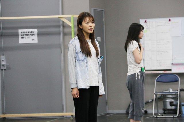 「少⼥☆歌劇 レヴュースタァライト -The LIVE-」稽古場レポート_2
