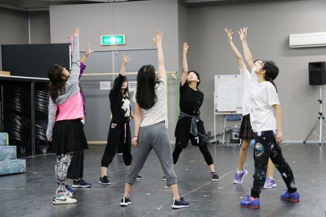 「少⼥☆歌劇 レヴュースタァライト -The LIVE-」稽古場レポート_5