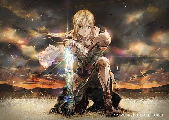 『Fate/Grand Order』秋公演、佐奈宏紀が演じるキャラクターの新イラスト&グッズラインナップ発表
