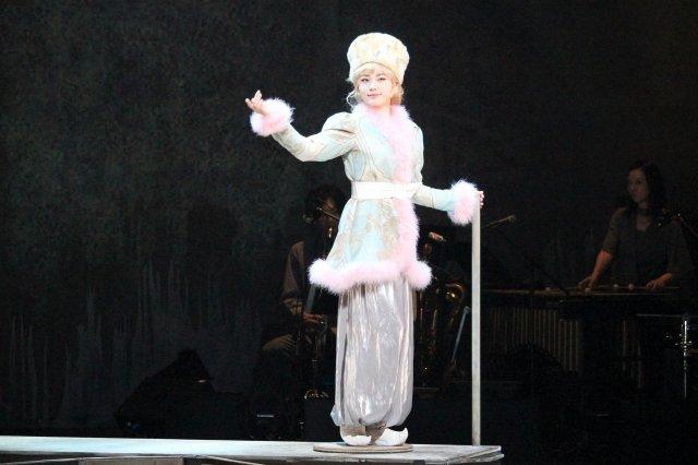 『オーランドー』舞台写真_8