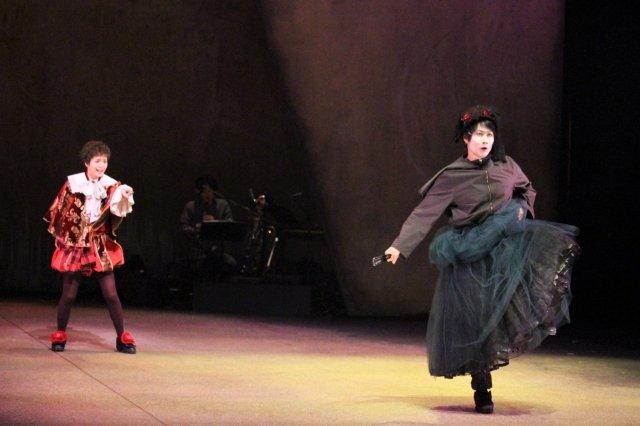 『オーランドー』舞台写真_9