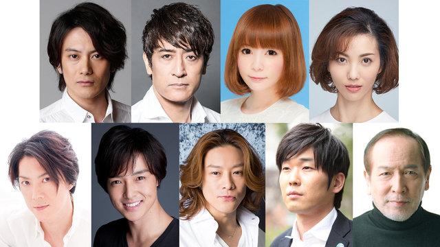 和製ミュージカル『戯伝写楽 2018』再び!橋本さとし、中川翔子らで新春上演