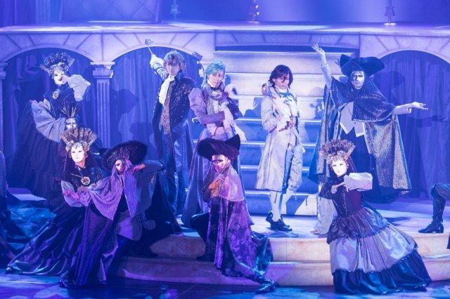 舞台「劇団シャイニング from うたの☆プリンスさまっ♪『マスカレイドミラージュ』」開幕!