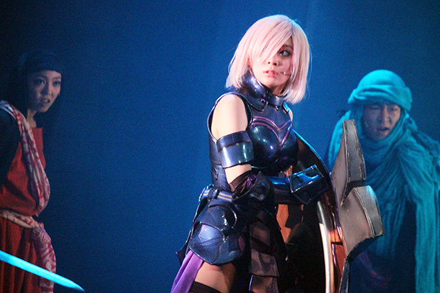 『Fate/Grand Order THE STAGE』秋公演舞台写真_2