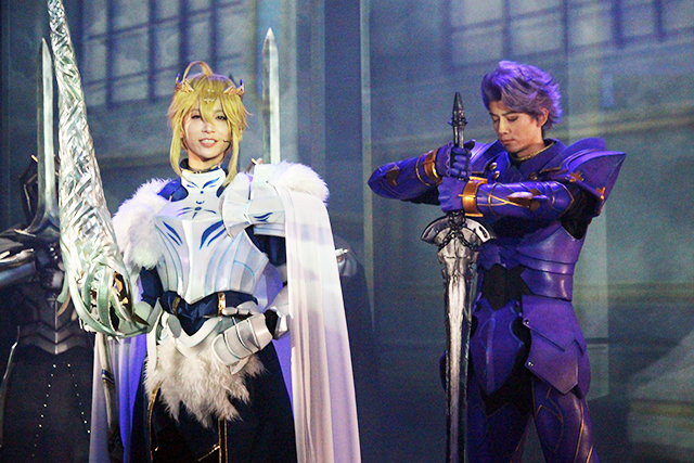 『Fate/Grand Order THE STAGE』秋公演舞台写真_4
