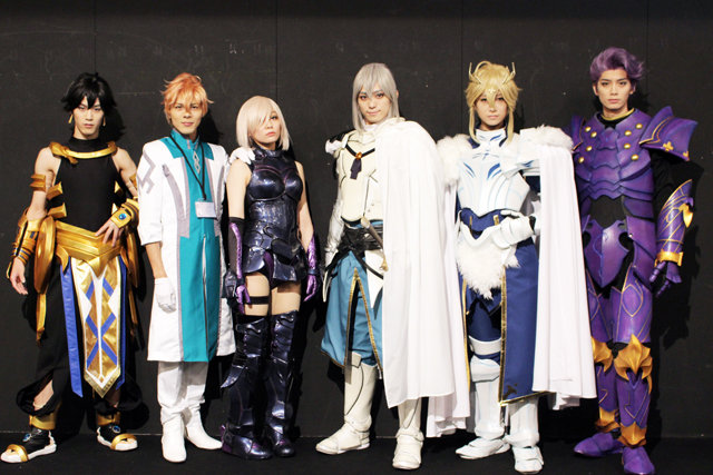 『Fate/Grand Order THE STAGE』秋公演舞台写真_5