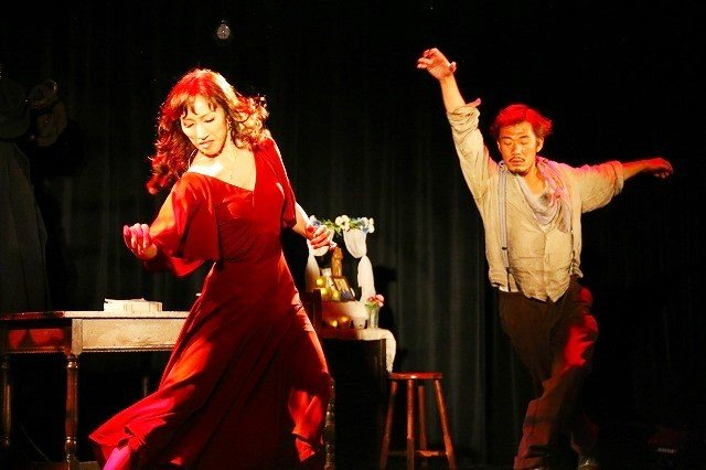 『ラストダンス―ブエノスアイレスで。』舞台写真_10
