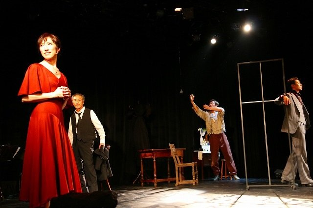 『ラストダンス―ブエノスアイレスで。』舞台写真_2