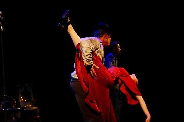 『ラストダンス―ブエノスアイレスで。』舞台写真_4