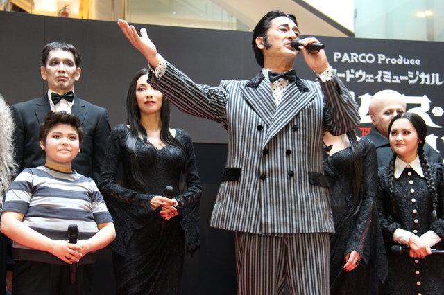 『アダムス・ファミリー』製作発表&楽曲披露イベント_19