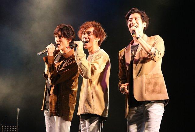 植原卓也・平間壮一・水田航生によるプレミアムイベント『3LDK presents MUSICAL SHOWCASE』オフィシャルレポート