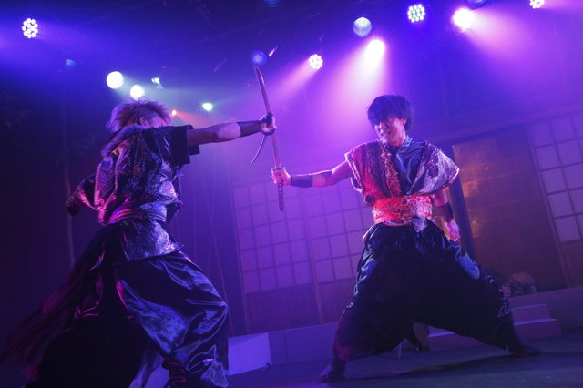 『JOURNEY-浪花忍法帖-』舞台写真_20