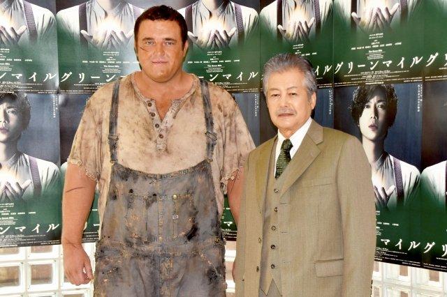 NEWS加藤シゲアキ主演舞台『グリーンマイル』開幕「加藤も把瑠都もハマリ役」ゲネプロレポート