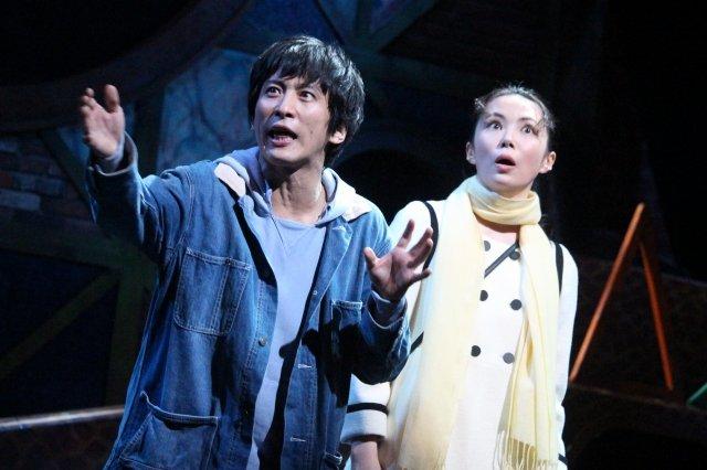 成河、ミムラ、加藤諒らが14年ぶり呼び起こす想像の先の恐怖『人間風車』レポート
