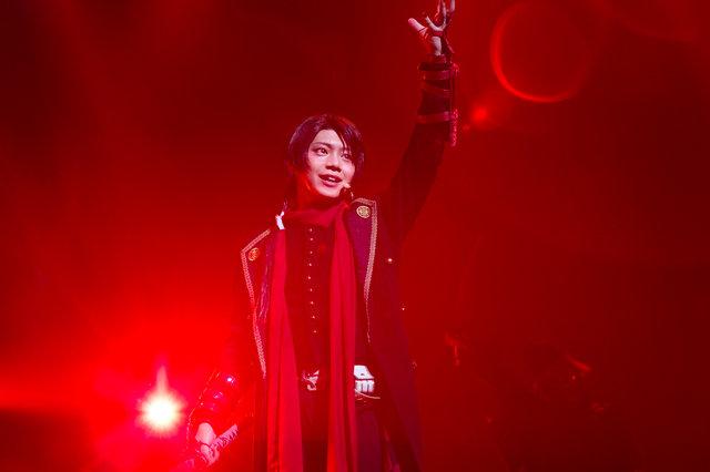 ミュージカル『刀剣乱舞』加州清光 単騎出陣2017開幕で佐藤流司「鳥肌が立ちっぱなし!」&ソロCDリリースも決定