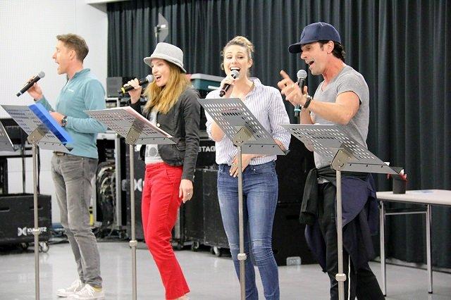 アール・カーペンターらが「本番が楽しみ」と語ったミュージカル・コンサート『ソング&ダンス・オブ・ブロードウェイ』10月9日まで開催