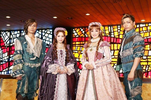 ミュージカル『レディ・ベス』開幕!花總まり、約3年ぶりの再演に「作品の芯が太くなった気がします」