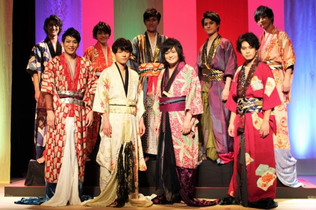 伊崎龍次郎、松村龍之介、和合真一らが初参加『ハンサム落語 第九幕』開幕