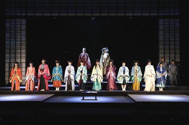 乃木坂46の3期生が揃って臨む完全オリジナル演劇『見殺し姫』公演レポート