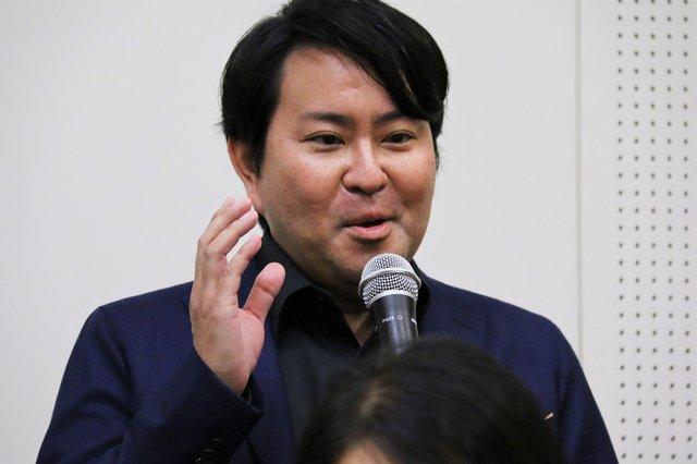 『トスカ』稽古場会見_12