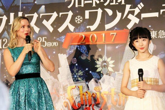 『ブロードウェイ クリスマス・ワンダーランド 2017』製作発表_8