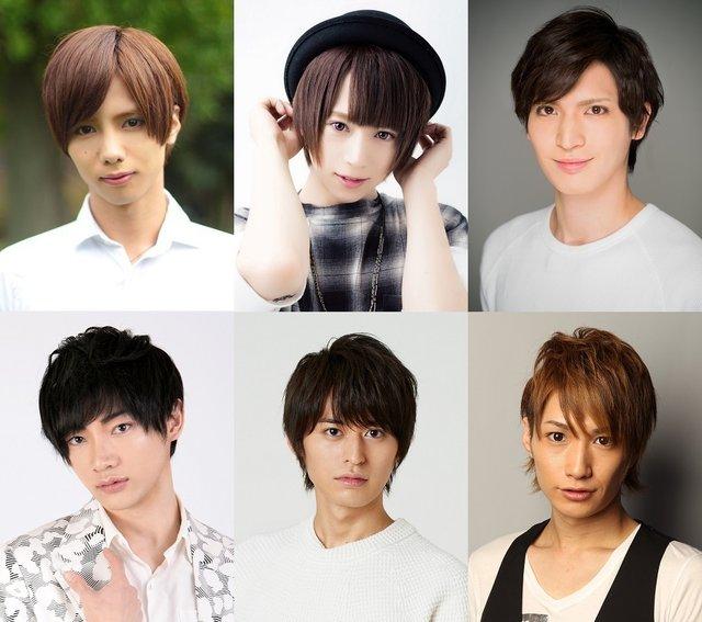 『DIABOLIK LOVERS MORE,BLOOD』荒一陽、佐藤友咲、小波津亜廉、和合真一、高本学が新キャストに