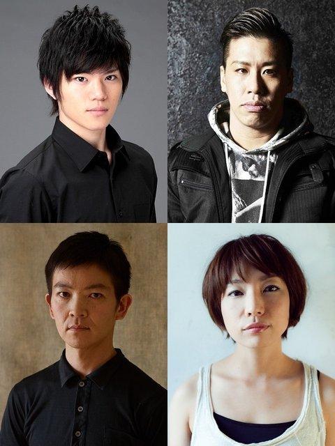 OFFICE SHIKAの新シリーズREBORN『パレード旅団』追加キャストに佐藤祐吾、梅棒・伊藤今人ら