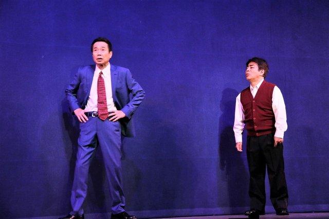 SET『カジノ・シティをぶっとばせ!!』舞台写真_5