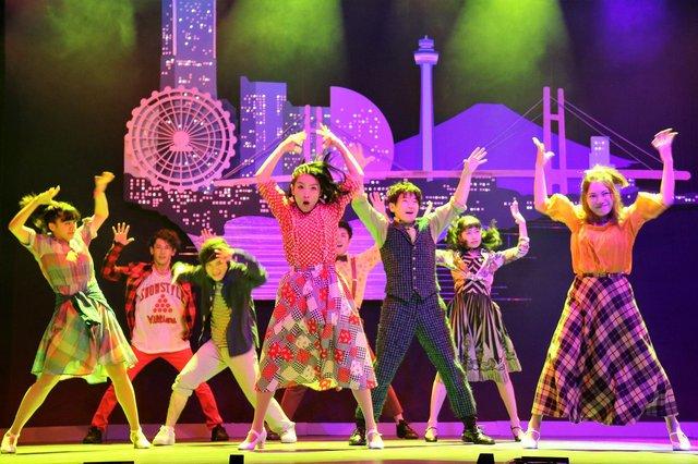 SET『カジノ・シティをぶっとばせ!!』舞台写真_8